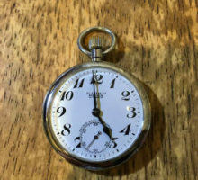 SEIKO 19セイコー 懐中時計修理