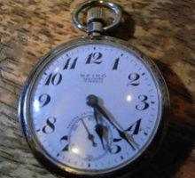 SEIKO 19セイコー 懐中時計 修理