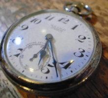 SEIKO 19セイコー 懐中 時計修理