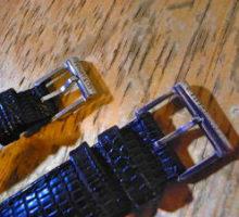 Tiffany & Coティファニークオーツ時計電池交換
