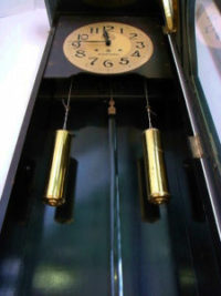 AICHI TOKEI アイチ時計 大型掛時計修理