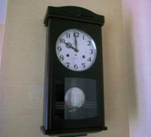 Aichiアイチ時計スーパーエイト30日巻掛時計出張修理