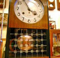 Aichi アイチ時計スーパーエイト30日巻掛時計修理
