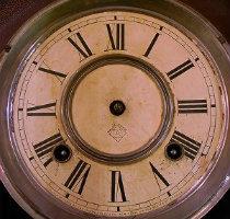 ANSONIAアンソニア掛時計修理