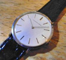 AUDEMARSPIGUETオーデマピケ手巻腕時計修理分解掃除