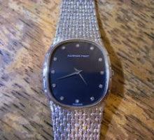 AUDEMARS PIGUET オーデマ ピゲ 手巻式腕時計修理