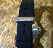 BVLGARIDIAGONOブルガリディアゴノスクーバ腕時計修理