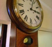 COMITTIOFLONDONコミッティオブロンドン掛時計修理