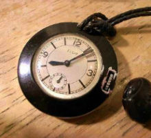 ELGIN1933年エルジン懐中時計修理