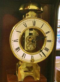 EthanAllenイーセンアーレン置時計修理