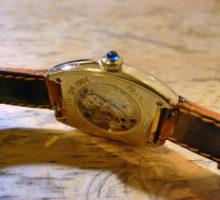フランクミュラートノー・カーベックスインターミディエ腕時計オーバーホール