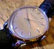 IWCインターナショナルウオッチカンパニー自動巻腕時計修理