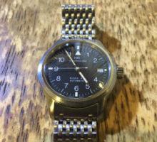 IWC マークⅫ オートマチック腕時計オーバーホール