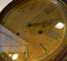 E.Ingrahamイングラハム四つ丸掛時計修理