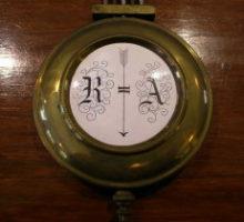 JUNGHANS ユンハンス 掛時計 修理