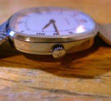 JUVENIAジュベニア手巻式腕時計オーバーホール