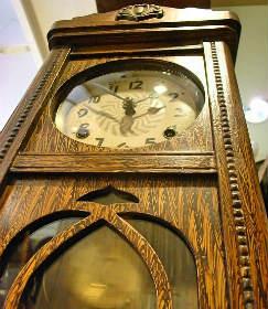 MZエムズイ商会掛時計修理