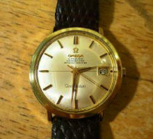 OMEGACONSTELLATIONオメガコンステレーション腕時計オーバーホール