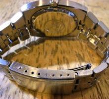 オメガ腕時計修理