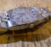 OMEGAConstellation自動巻腕時計修理