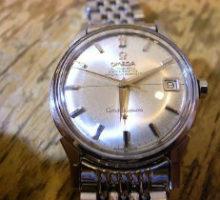 OMEGA オメガ コンステレーション オートマチック腕時計修理