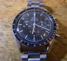 OMEGAオメガスピードマスタープロフェッショナル手巻腕時計修理