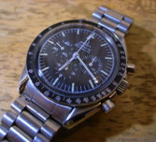 OMEGASpeedMasterProfessionalオメガ腕時計修理
