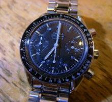 OMEGAオメガスピードマスターオートマチック腕時計オーバーホール