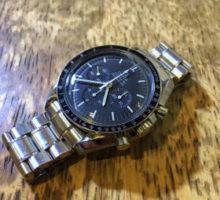 OMEGA オメガ スピードマスター プロフェッショナル 手巻き式腕時計修理