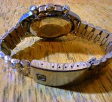 OMEGASpeedmasterオメガスピードマスター自動巻腕時計修理