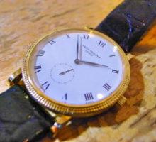 PATEKPHILIPPEパテックフィリップカラトラバ3919手巻腕時計オーバーホール