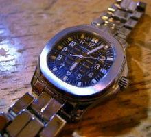 PATEKPHILIPPE Aquanautパテックフィリップアクアノート5060腕時計金属ブレス調整