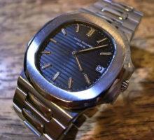 パテックフィリップ ノーチラス腕時計修理