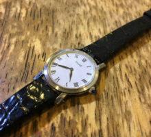 PIAGET ピアジェ レディース 手巻き腕時計修理