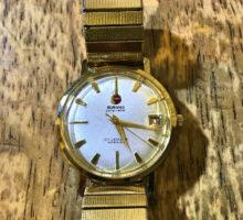 RADODATEMATICラドーデイトマチック自動巻腕時計オーバーホール