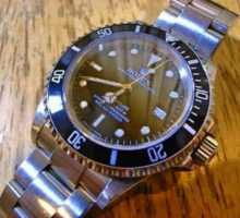 ROLEX-SEA-DWELLER16600オーバーホール