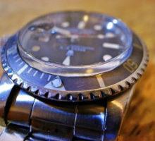 ROLEXSUBMARINERロレックスサブマリーナ1680腕時計修理