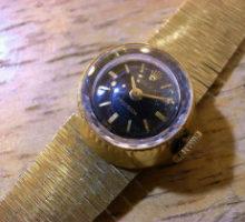 ROLEX ロレックス カメレオン 手巻 腕時計 ベルト修理