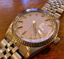 ROLEXロレックスデイトジャスト1601腕時計修理
