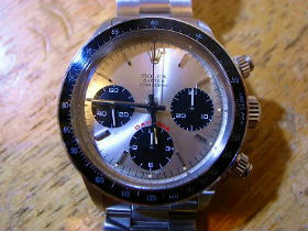 cheap for discount 300db 7e325 ROLEX DAYTONA ロレックス デイトナ 6263 オーバーホール - 時計 ...