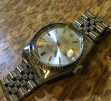 ROLEX ロレックス デイトジャスト1601 腕時計修理