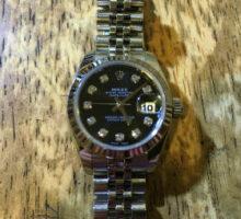 ROLEX ロレックス デイトジャスト レディース腕時計 修理
