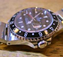 ROLEXロレックスGMTマスター16700腕時計修理