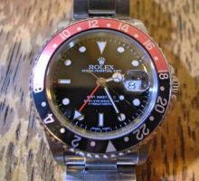 ロレックスGMTマスターⅡ16710腕時計修理