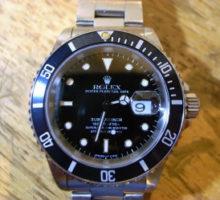 ロレックスサブマリーナ16610腕時計