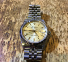 ROLEX ロレックス デイトジャスト 腕時計修理