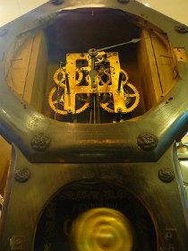 SEIKOSHA精工舎八角柱時計修理