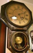 SEIKOSHA精工舎八角型掛時計修理