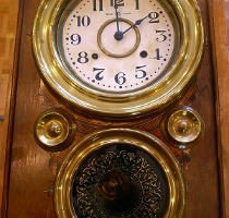 精工舎 四ツ丸 ダルマ掛時計修理