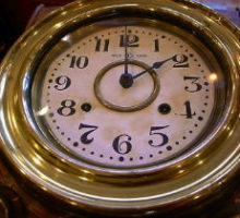SEIKOSHA精工舎四ツ丸ダルマ掛時計修理